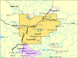 Map Of Flagstaff Arizona.Flagstaff Arizona Wikipedia