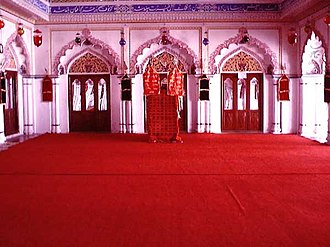 Hussainiya - Imambara Wazeer Un Nisa in Amroha, India
