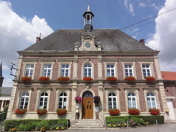 Photo de la ville Béthancourt-en-Vaux