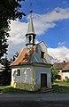 Bílá Lhota, Hrabí, chapel.jpg