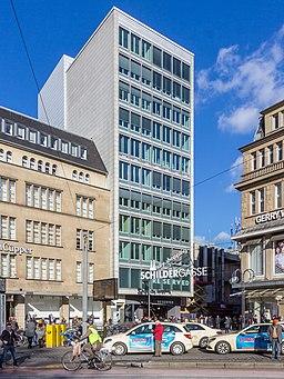 Büro- und Geschäftshaus Schildergasse 120, Köln-8692
