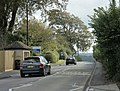 B3355 Salisbury Road, heading south - geograph.org.uk - 1538893.jpg
