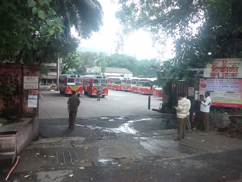 BEST's Vikhroli Bus Depot
