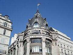 Bazar de l H´tel de Ville — Wikipédia