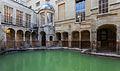 Baño del Rey, Baños Romanos, Bath, Inglaterra, 2014-08-12, DD 28.JPG