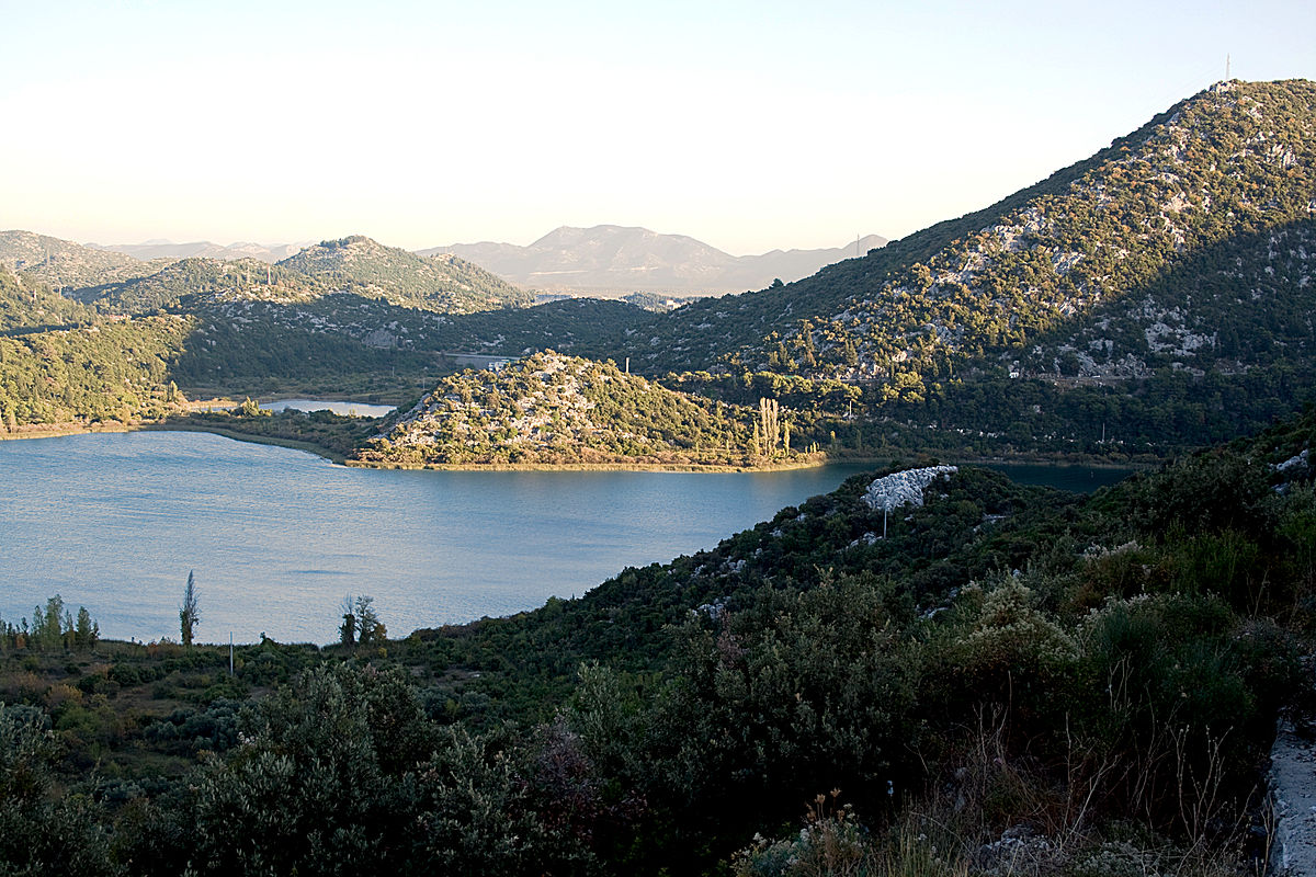 List Of Lakes Of Croatia Wikipedia