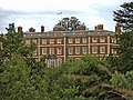 Back of Trent Park House taken from other side of the lake - geograph.org.uk - 316564.jpg