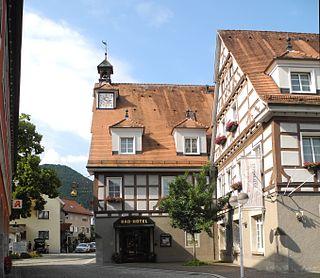 Bad Überkingen Place in Baden-Württemberg, Germany