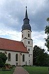 Bad Schmiedeberg - Dorfstraße - Friedhof + Kirche 02 ies.jpg