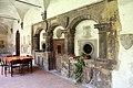 Badia fiorentina, chiostro degli aranci, mostra dell'antica sala capitolare, 01.jpg