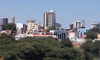 Barreiras - Barreiras downtown.
