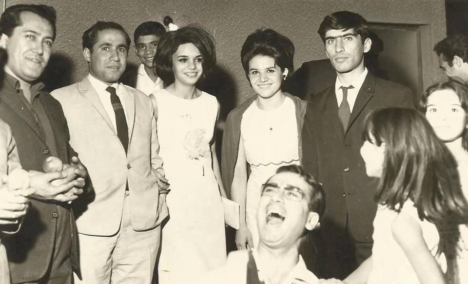 Bahram Beyzayi Wedding