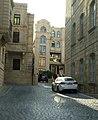 Bakı şəhəri, İcəri şəhərin küçələrindən biri.jpg