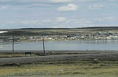 Baker Lake Community 1995-06-29.jpg