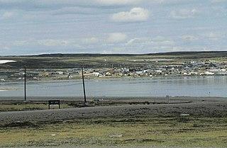 Baker Lake, Nunavut Hamlet in Nunavut, Canada