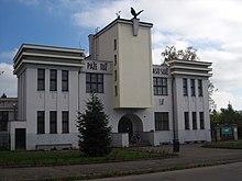 a9a6a26aea9 Sokolovna v Bakově nad Jizerou z roku 1926