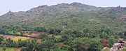 Balamathi hills top view