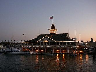 Balboa Pavilion - Image: Balboa Pavilion