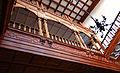 Balcony inside the Viceregal Lodge.JPG