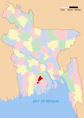 Jhalakati (district)