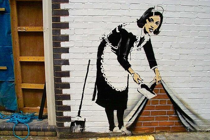 Arte Urbana Wikip 233 Dia A Enciclop 233 Dia Livre