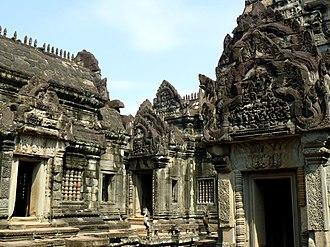 Banteay Samré - Image: Banteay Samre, Cambodia (2212220940)