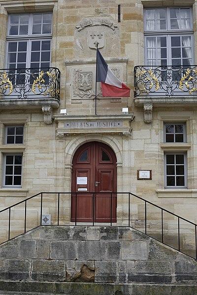 Palais de justice de Bar-le-Duc, ancien hôtel de Florainville.