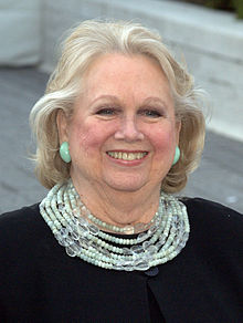 Description de l'image  Barbara Cook Shankbone Metropolitan Opera 2009.jpg.