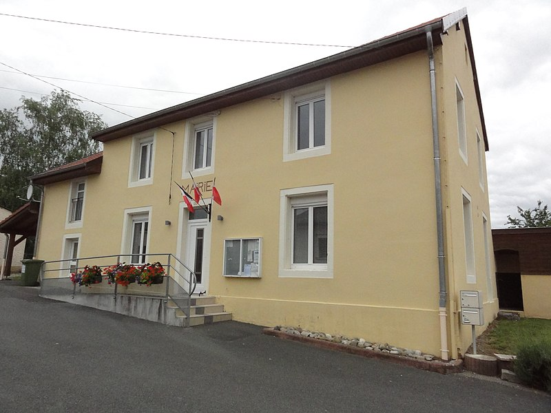 Barchain (Moselle) mairie