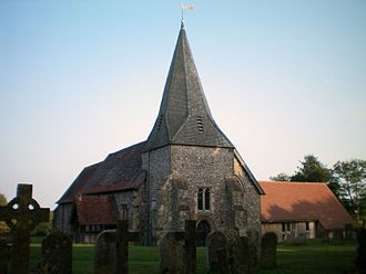 Barcombe - Image: Barcombe Church