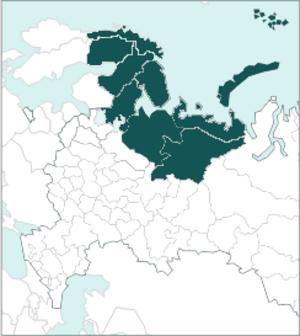 Barents Region - Image: Barents region