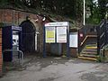 Barnes Bridge stn south entrance.JPG