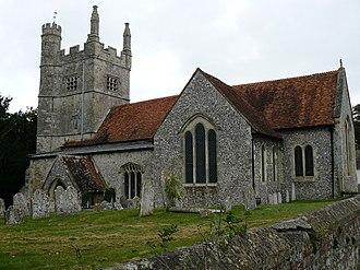 Barton Stacey - All Saints Church, Barton Stacey
