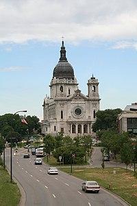 Basílica de Santa María, Minneapolis