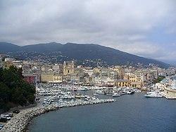 Bastia - Citadelle - downtown view - panoramio.jpg