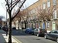 Batchelor Street, Islington - geograph.org.uk - 1804666.jpg