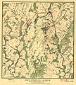 Battle of Gettysburg, July 1, 1863. First day. General position of troops, 2 to 3.30 p.m. LOC 99447494.jpg