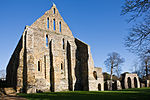 The Ruins of Battle Abbey