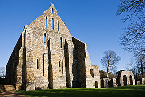 Battle Abbey - Image: Battleabbey wyrdlight 0190