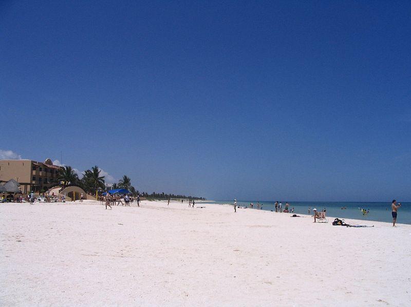 Melhores praias para kitesurf no México