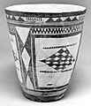 Beaker with a checkerboard design MET hb48 98 9.jpg