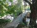 Beaumont les Valence, Drôme, France. Passerelle 02.jpg