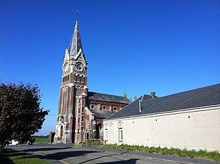 Beaurain Commune in Hauts-de-France, France
