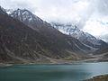 Beautiful lake saif ul mlook with malika parbat.jpg