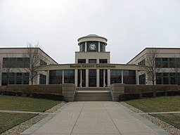 Beaver Countys domstolhus.