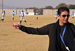 Bebeto - Bebeto in 2010