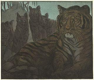 "Shere Khan Fictional character from Kiplings ""The Jungle Book"""