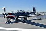 Beechcraft T-34C Turbo Mentor '161035 G-755' (26251525947).jpg