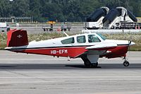 HB-EFM - BE35 - Not Available