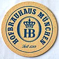 Beermat Hofbräuhaus München DE.jpg